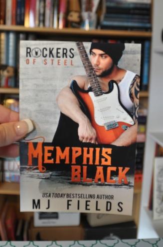 Memphis Black by M.J Fields