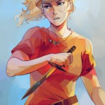 New Artwork: Annabeth Chase