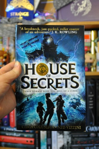 House of Secrets by Chris Colombus