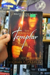 The Youngest Templar by Michael Spradlin