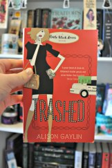 Trashed by Alison Gaylin